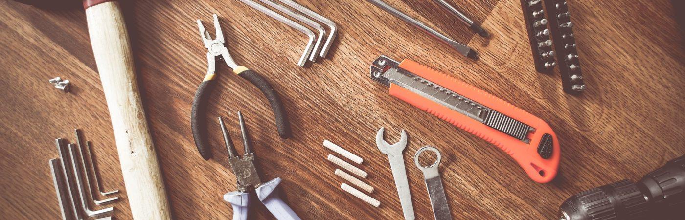 Welche Werkzeuge gehören in einen Werkzeugkoffer